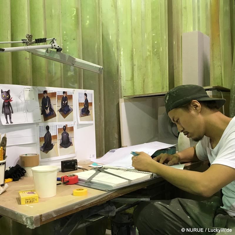 ラッキーワイドの造形作家たち8 ★ 岡谷侑紀さん_f0193056_15514127.jpg