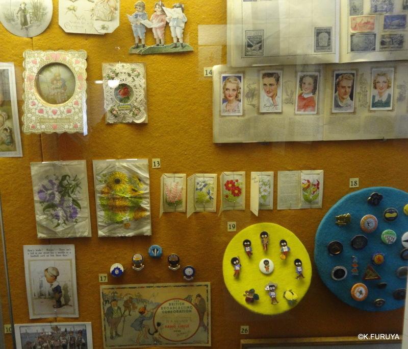 エディンバラ街歩き Ⅲ 子供史博物館_a0092659_22001173.jpg