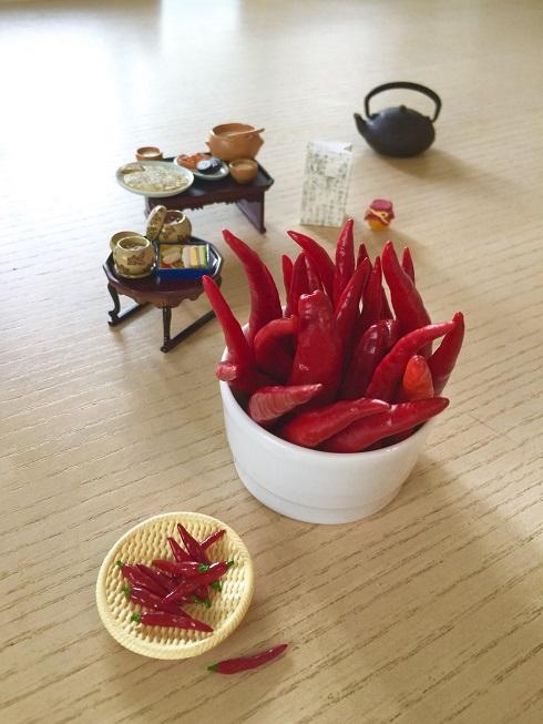 韓国ミニチュア「お買い物編」「コチュの飾り方」_b0060363_1356772.jpg