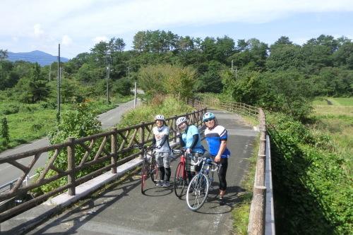 蒜山高原サイクリング (一日目の様子)_b0332867_11324235.jpg