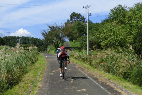 蒜山高原サイクリング (一日目の様子)_b0332867_11350935.jpg