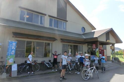 蒜山高原サイクリング (一日目の様子)_b0332867_11354432.jpg