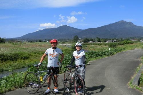 蒜山高原サイクリング (一日目の様子)_b0332867_11394815.jpg