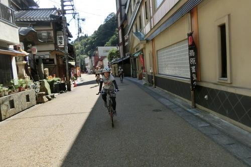 蒜山高原サイクリング (一日目の様子)_b0332867_11432435.jpg