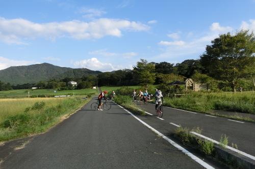 蒜山高原サイクリング (一日目の様子)_b0332867_11595068.jpg