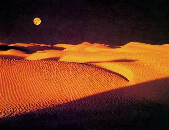 記憶の中の月(3) ~ 美化された異国の月 ~ _b0102572_1353491.jpg