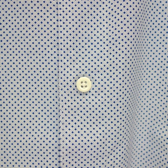 CIT LUXURY(チット・ラグジュアリー)ドットプリントコットンシャツ(GPAUL)_c0118375_10333962.jpg