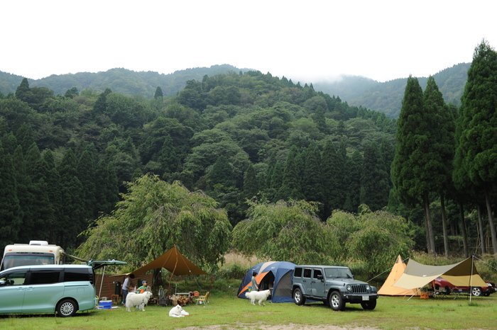 開幕キャンプ inリバーランズ角川♪_a0049296_19151243.jpg