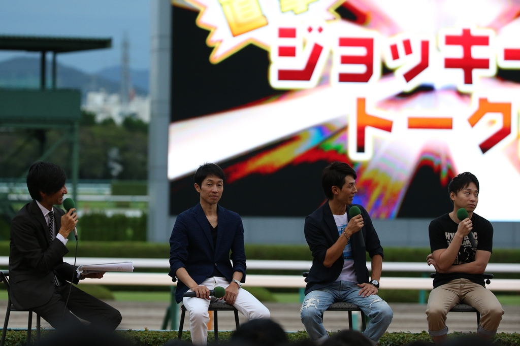 2016年9月25日 神戸新聞杯(GⅡ)&ジョッキーフェスティバル_f0204898_6531995.jpg