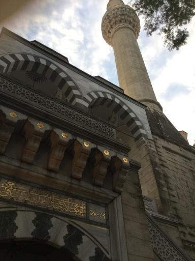 今日は・・・トルコのイスラム寺院へ_b0210699_01533931.jpg