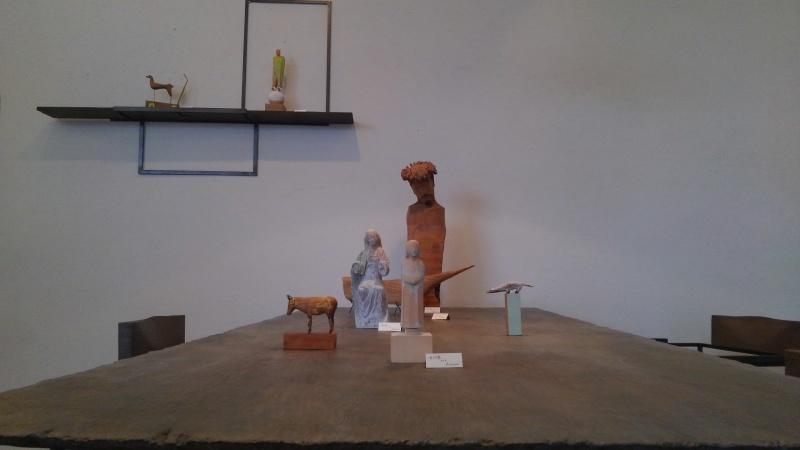 沢田英男さんの彫刻1_f0351305_17121626.jpg