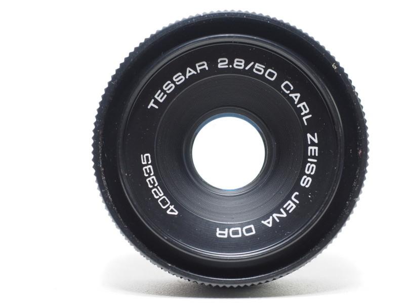 Tessar 50mm F2.8 Carl Zeiss Jena DDR_c0109833_15302053.jpg