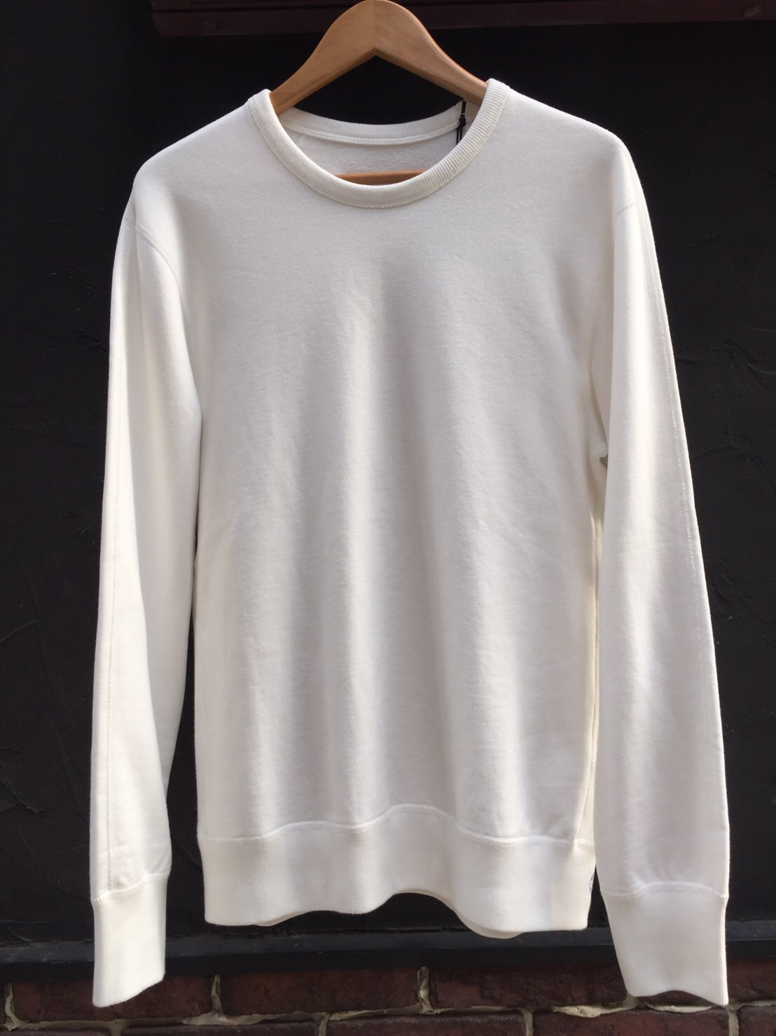 """REIGNING CHAMP Crew-neck Sweat\""_b0121563_16151953.jpg"