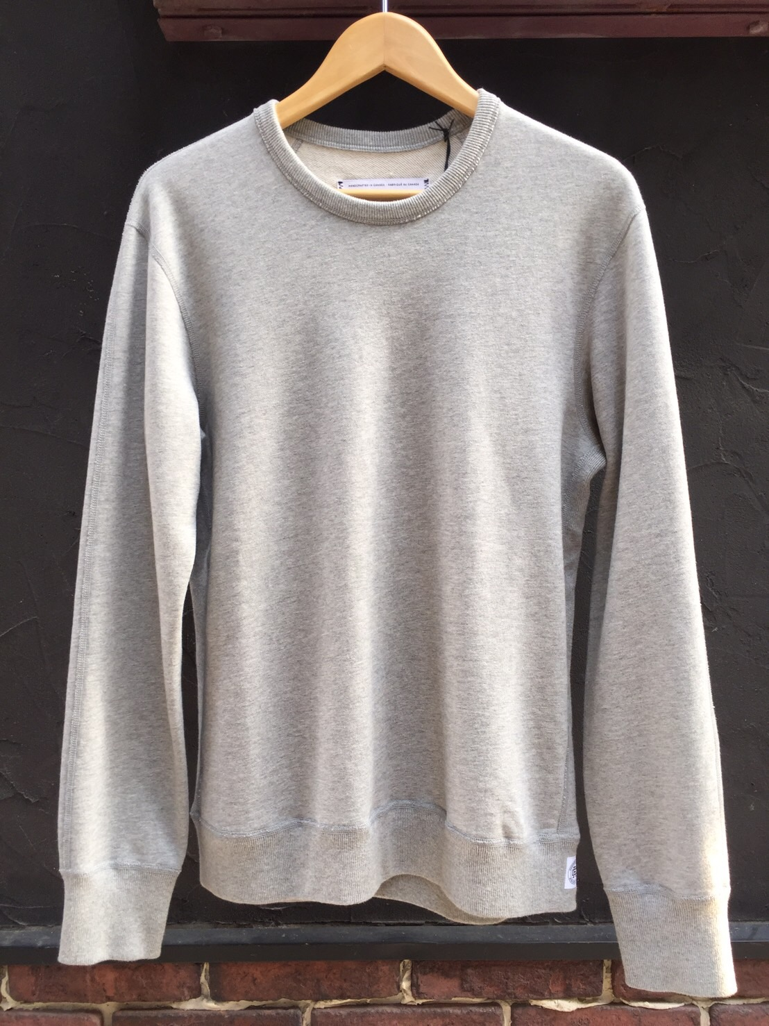 """REIGNING CHAMP Crew-neck Sweat\""_b0121563_1615380.jpg"