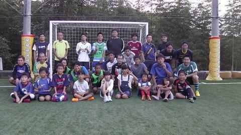 ゆるUNO 9/25(日) at UNOフットボールファーム_a0059812_16284519.jpg