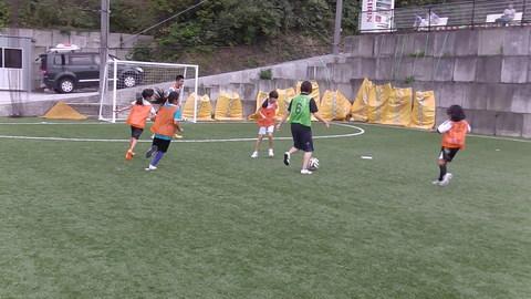 ゆるUNO 9/25(日) at UNOフットボールファーム_a0059812_16381367.jpg
