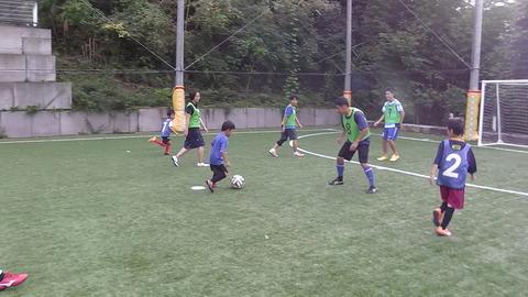 ゆるUNO 9/25(日) at UNOフットボールファーム_a0059812_16425015.jpg