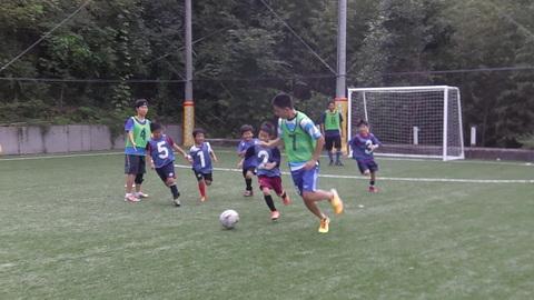 ゆるUNO 9/25(日) at UNOフットボールファーム_a0059812_16521787.jpg