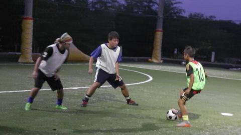 ゆるUNO 9/25(日) at UNOフットボールファーム_a0059812_1734018.jpg