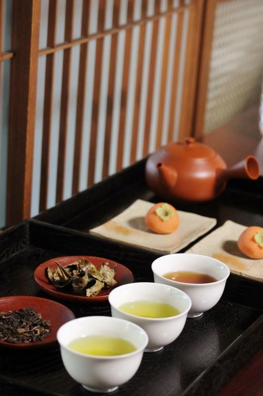 喜楽亭で楽しむ おいしい日本茶 9月_b0220318_05432961.jpg