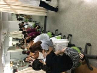9月27日(火) 衣装合わせからのダンス!★byふくちゃん _a0137821_19221204.jpg