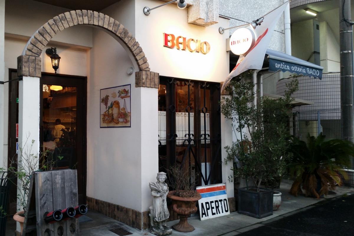 肉・肉・肉@antica osteria BACIO[車道/名古屋]_c0013687_23155389.jpg