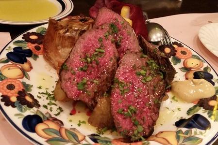 肉・肉・肉@antica osteria BACIO[車道/名古屋]_c0013687_23164376.jpg