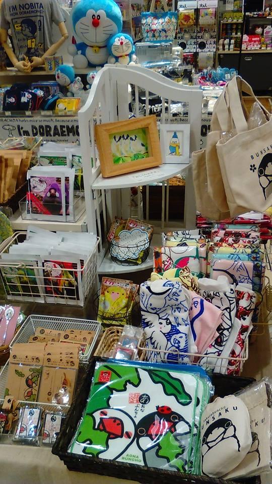 東急ハンズ梅田店 常設ブースのインコと鳥の雑貨展の様子_d0322493_0131015.jpg