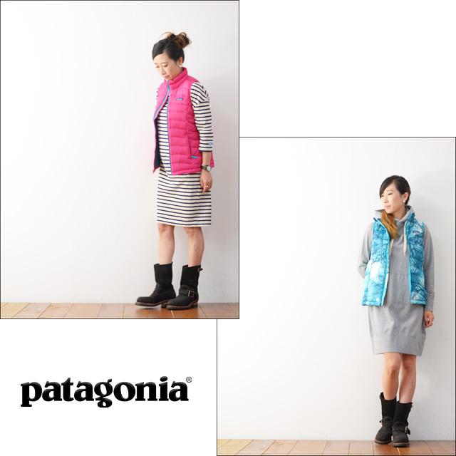 patagonia[パタゴニア正規代理店] GIRL\'S DOWN SWEATER VEST [68226] LADY\'S_f0051306_18421775.jpg