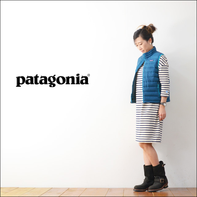 【再入荷】patagonia [パタゴニア正規代理店] BOY\'S DOWN SWEATER VEST [68221] LADY\'S_f0051306_18442238.jpg