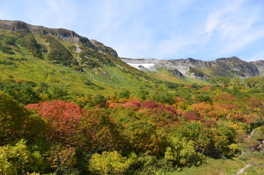 """2016年9月 『赤に染まる大雪山』 September 2016 \""""Red Mountains\""""_c0219616_18212899.jpg"""