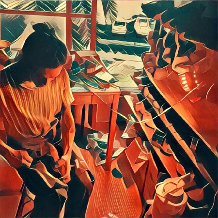 はきもの工房うえの2016年 秋 展示・受注会/ぎゃらりーマドベ_a0251920_1275591.jpg