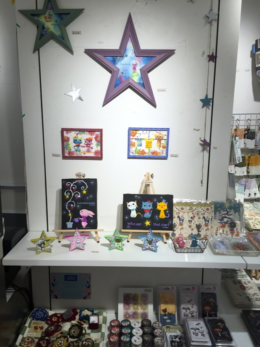 9/30~10/12 mizukaさん個展「Ciel étoilé」開催のお知らせ_f0010033_21255110.jpg