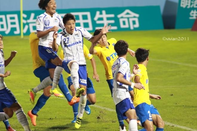 栃木SC vs ガンバ大阪U-23 ~3年前の悪夢を払拭~ in グリーンスタジアム_e0227942_00145471.jpg