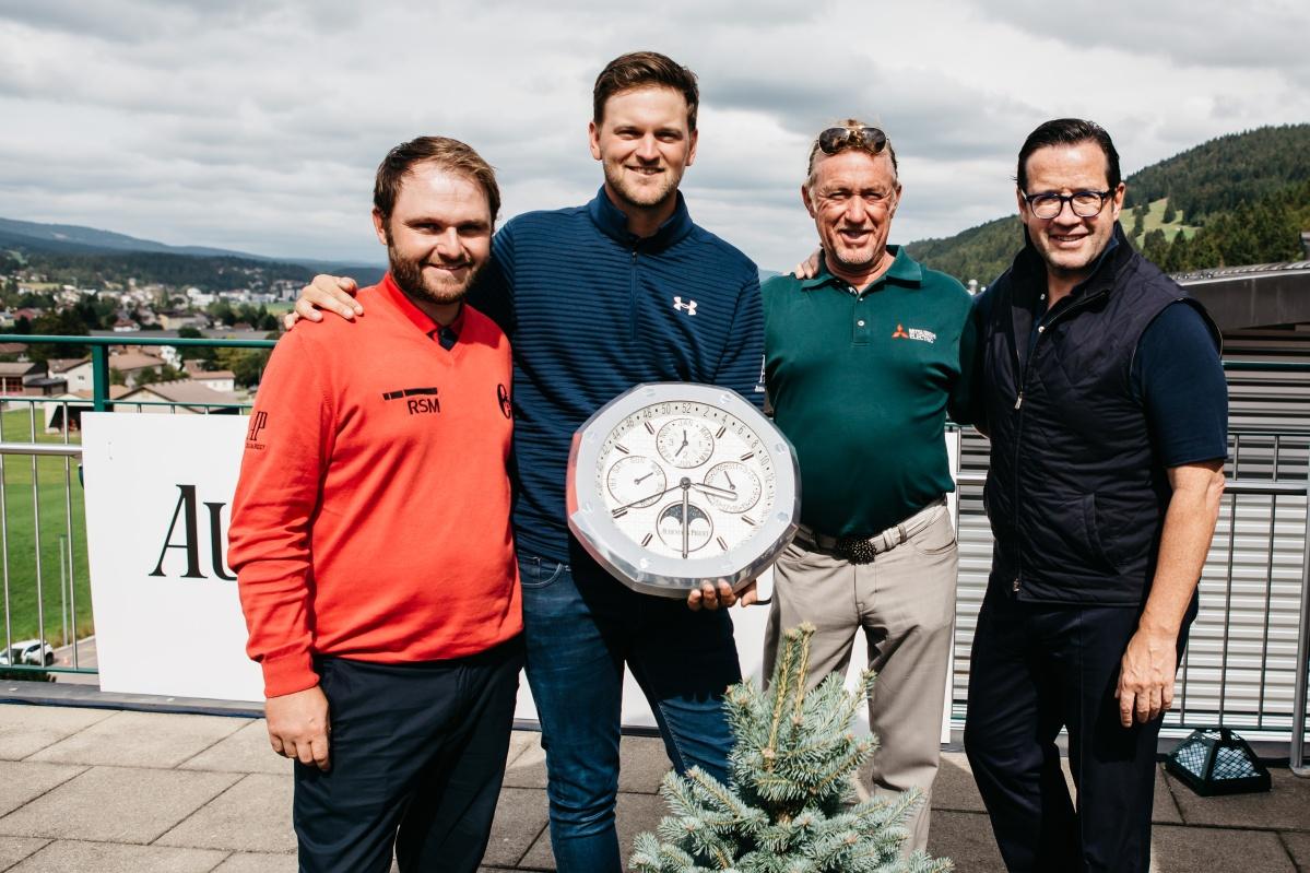 オーデマ ピゲ:ゴルフチャレンジにアンディ・サリバンらを迎える_f0039351_1645527.jpg