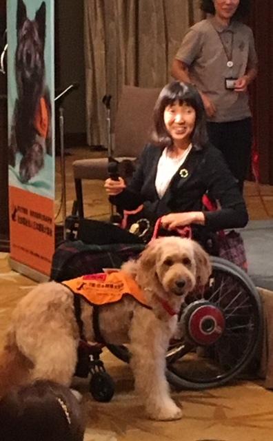 保護犬レスキューと補助犬育成支援チャリティーイベント_a0138976_15455643.jpg