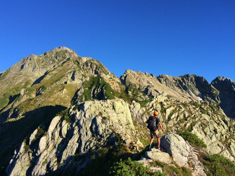 剱岳源次郎尾根 Fastpacking+Alpine Scrambling at Mt.Tsurugi Day.3 2016/09/01-03_b0220886_21134254.jpg