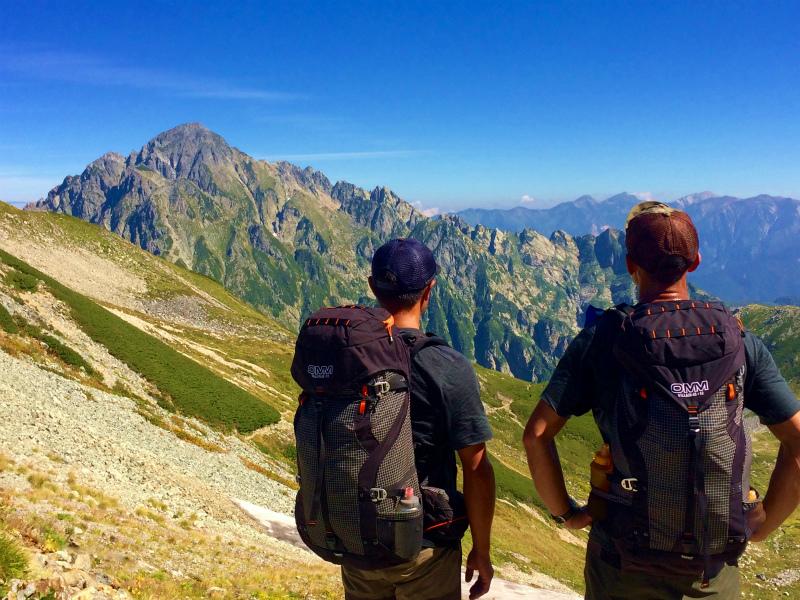 剱岳源次郎尾根 Fastpacking+Alpine Scrambling at Mt.Tsurugi Day.3 2016/09/01-03_b0220886_2125225.jpg