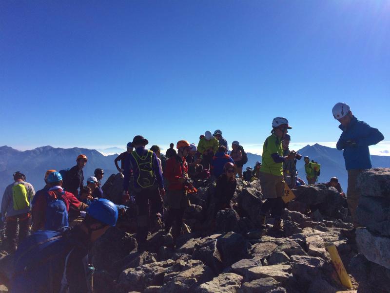 剱岳源次郎尾根 Fastpacking+Alpine Scrambling at Mt.Tsurugi Day.3 2016/09/01-03_b0220886_21371584.jpg