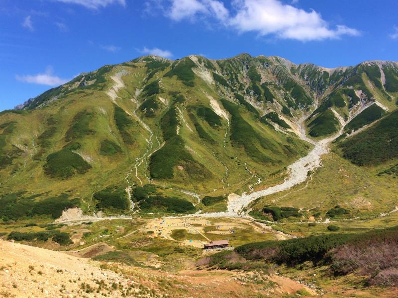 剱岳源次郎尾根 Fastpacking+Alpine Scrambling at Mt.Tsurugi Day.3 2016/09/01-03_b0220886_21451181.jpg