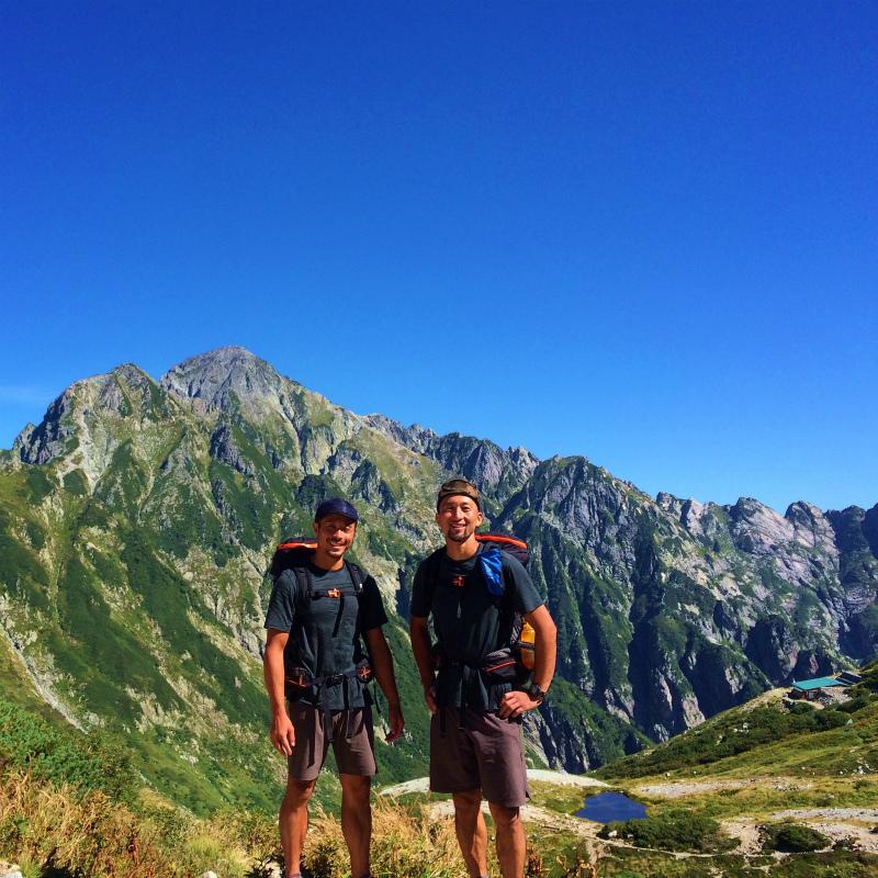 剱岳源次郎尾根 Fastpacking+Alpine Scrambling at Mt.Tsurugi Day.3 2016/09/01-03_b0220886_2145396.jpg