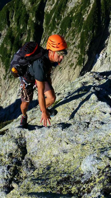 剱岳源次郎尾根 Fastpacking+Alpine Scrambling at Mt.Tsurugi Day.3 2016/09/01-03_b0220886_22528100.jpg