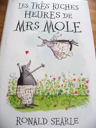 私の好きな絵本【ロナルド・サール/Les Très Riches Heures de Mrs Mole】_b0102193_23084934.jpg