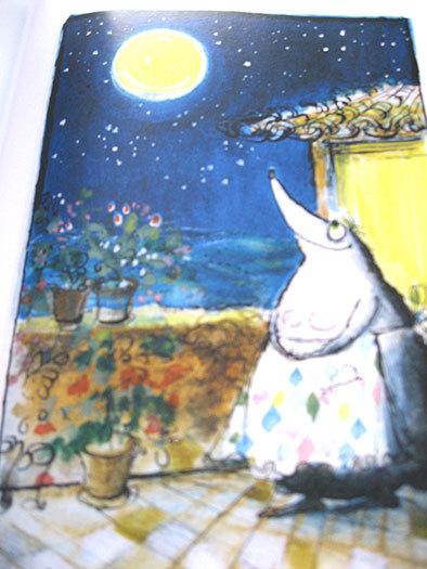 私の好きな絵本【ロナルド・サール/Les Très Riches Heures de Mrs Mole】_b0102193_23114053.jpg