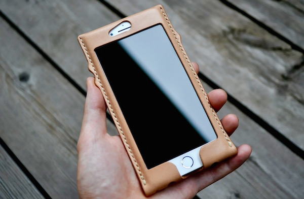 iPhone 7 leather case_b0172633_20125273.jpg