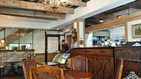 明洞 老舗カフェ「CAFE COIN」そしてバイバイ Seoul_a0187658_05511523.jpg