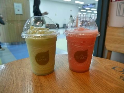 明洞 老舗カフェ「CAFE COIN」そしてバイバイ Seoul_a0187658_05522743.jpg