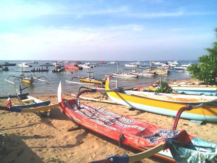 クスマサリビーチの今朝の360度_d0083068_11564758.jpg