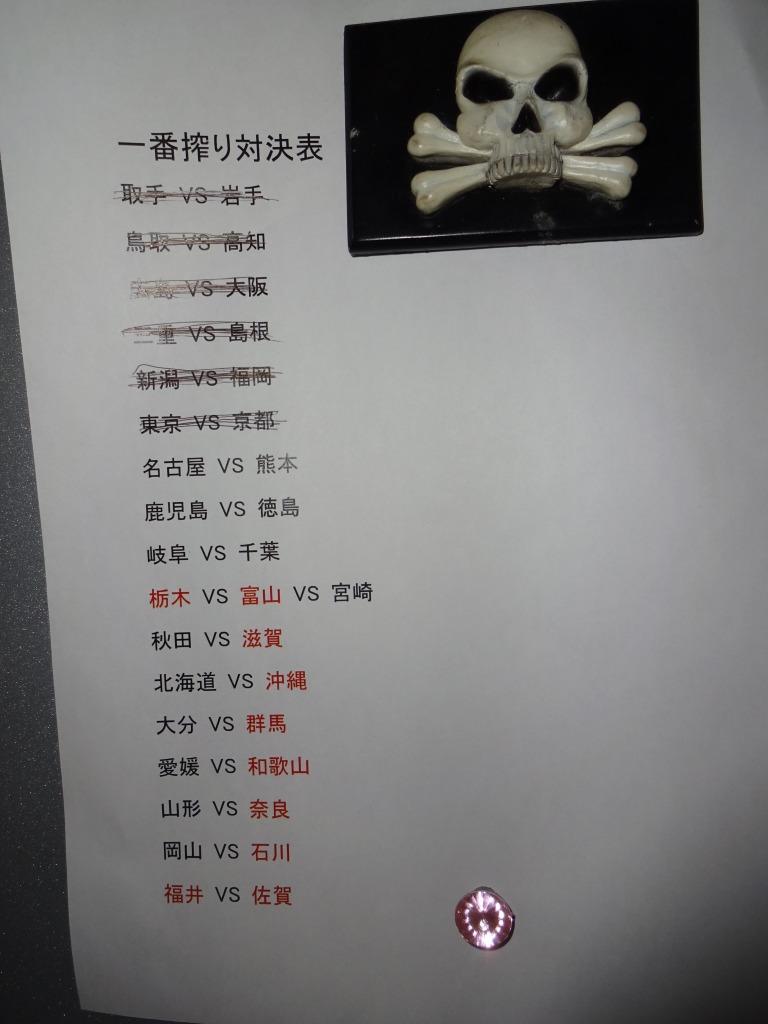 47都道府県一番搾り対決 12 東京 VS 京都_d0061678_2095219.jpg