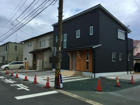大島 Oさんの家 ★外構工事_d0205883_1749028.jpg